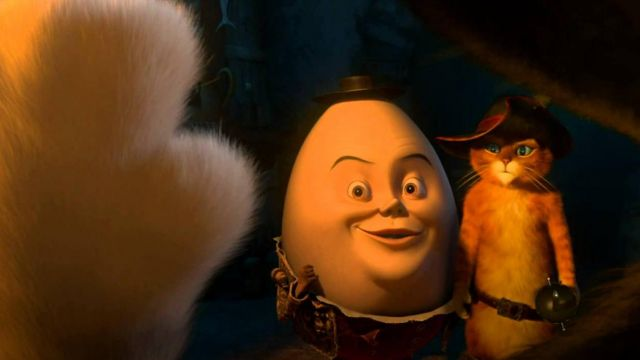 The Costume Of Humpty Dumpty In The Animated Film Shrek Spotern