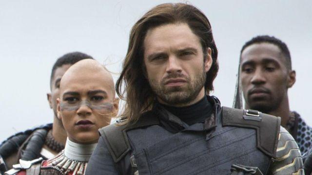 Jacket worn by Bucky Barnes aka the Winter Soldier (Sebastian Stan) as seen in Avengers: Infinity War