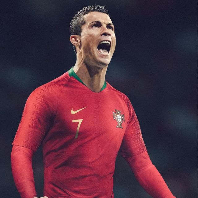 timeless design 8b61a a5c26 The Nike jersey official Portugal Team for the World Cup ...