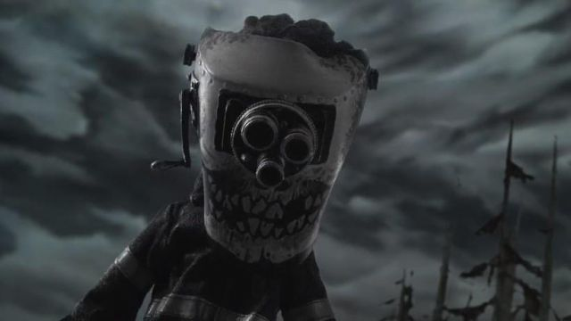 The Mask Of Padbol In The Animated Film Coraline Spotern