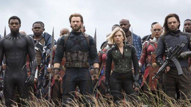 Winter Soldier jacket worn by Bucky Barnes (Sebastian Stan) as seen in Avengers: Infinity War