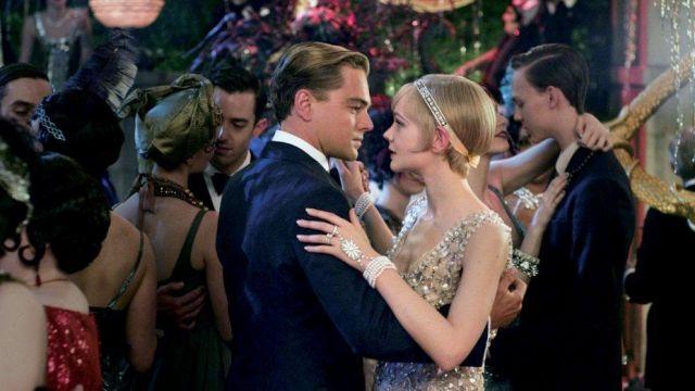 The bracelet 20 years worn by Daisy Buchanan (Carey Mulligan) in the great Gatsby