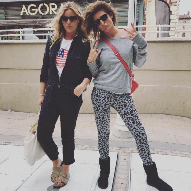 4a1d1ccf08e Boots Ugg black Caroline Ithurbide on the account Instagram of ...