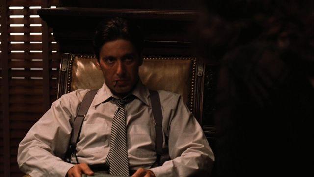Michael Corleone Godfather Sicily