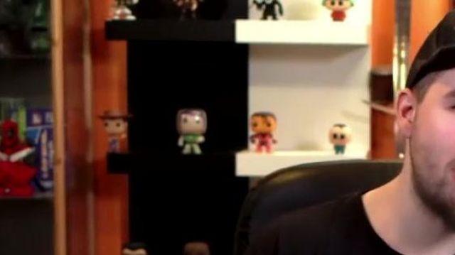"""La figurine Funko Pop de Ike Broflovski (South Park) de LinksTheSun dans sa vidéo """"Chansons françaises : le moment où ça a merdé"""""""