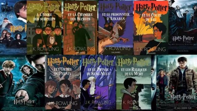 The Book Harry Potter Tome 5 Harry Potter And The Order