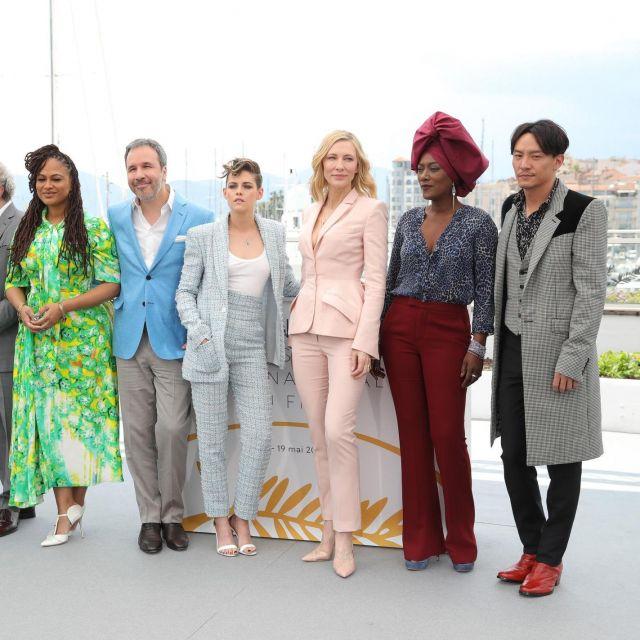 Le tailleur pantalon Chanel de Kristen Stewart au Festival de Cannes 2018