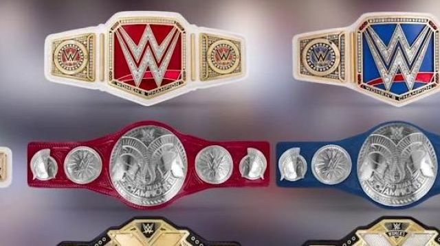 WWE Raw Tag team championship seen in 20 good reasons to