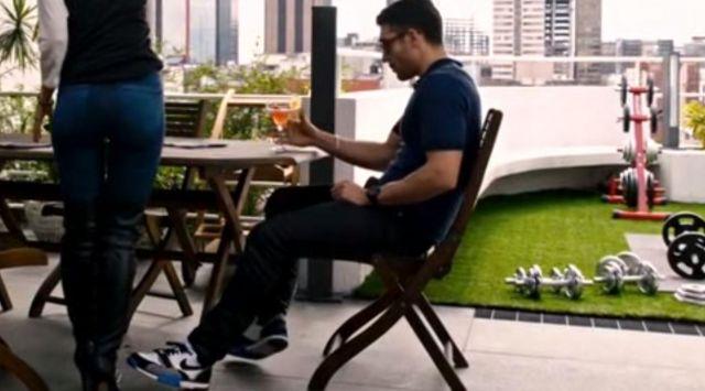 Nike Air Trainer 1 Low sneakers porté par Lito Rodriguez (Miguel Ángel Silvestre) comme on le voit dans Sense8 S01E02