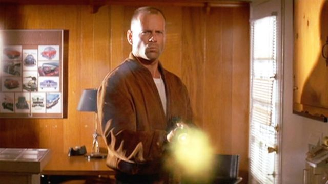 Image result for Pulp Fiction Bruce Willis