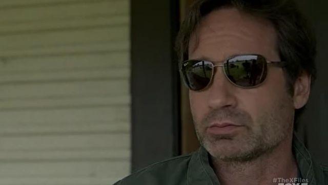 Fox Mulder Sunglasses