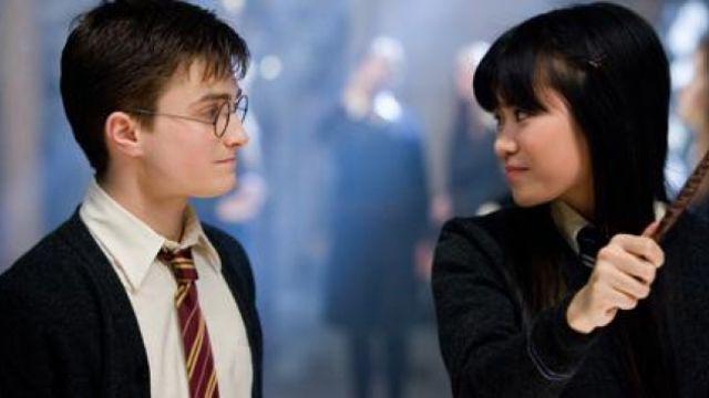 La baguette de Cho Chang (Katie Leung) dans Harry Potter et
