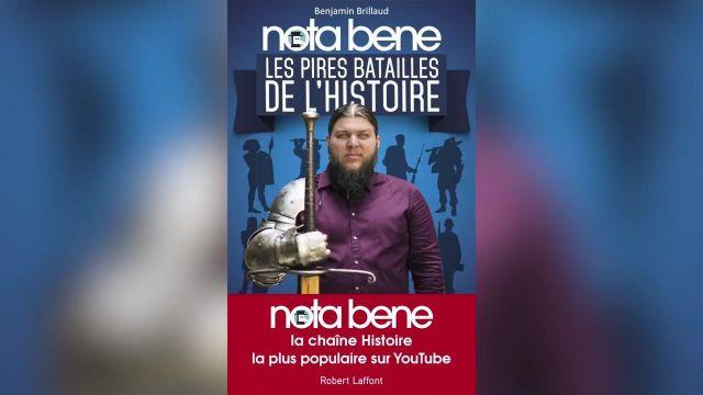 Le Livre Du Youtubeur Nota Bene Apercu Dans La Video Ce