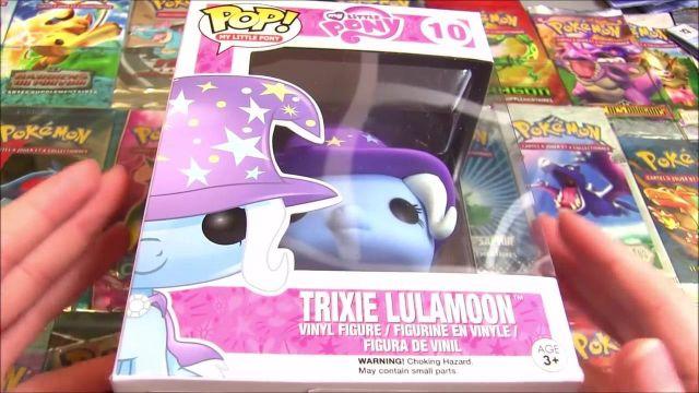 "Funko Vinyl /""My Little Pony-Trixie Lulamoon Figure"
