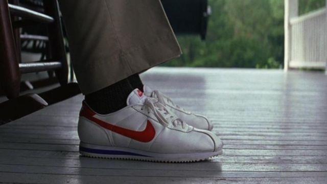 grandes variedades más baratas Cantidad limitada Sneakers Nike Forrest Gump (Tom Hanks) in Forrest Gump   Spotern