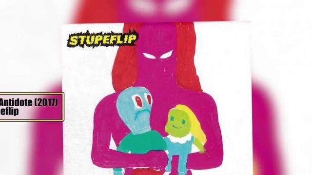 CD Stup Virus - Édition Deluxe vu dans Chansons françaises : le moment où ça a merdé (critique) de Linksthesun