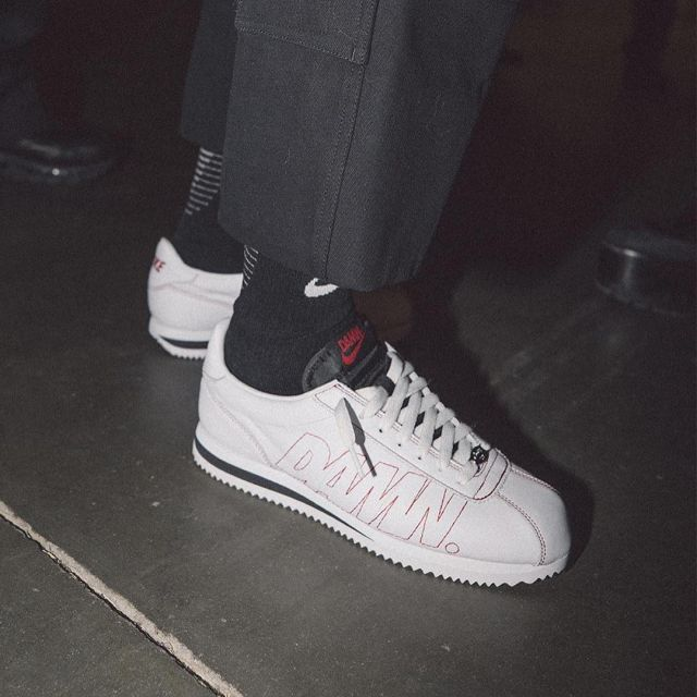 quality design 95083 59308 Sneakers Nike Cortez Kenny 1 of Kendrick Lamar on his ...