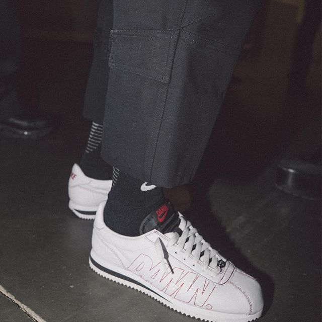 quality design 63929 1a446 Sneakers Nike Cortez Kenny 1 of Kendrick Lamar on his ...