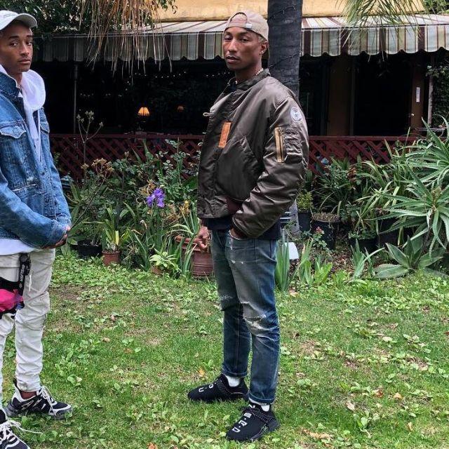 the best attitude 7d47b c26ab Sneakers Adidas x Pharrell Williams PW NMD Human Race HU ...