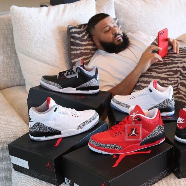 brand new uk cheap sale hot sales Sneakers Nike Air Jordan 3 x