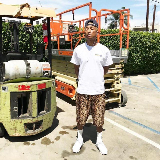 Pharrell Williams x adidas NMD Hu Trail Holi Blank Canvas