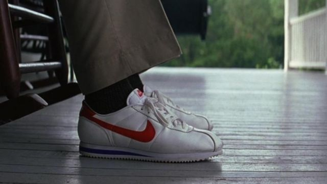 huge discount 60041 29167 Sneakers Nike Forrest Gump (Tom Hanks) in Forrest Gump | Spotern