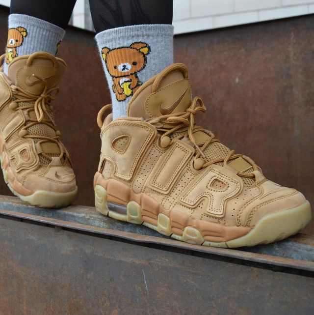 Sneakers Nike Air More Uptempo 96 FLAX