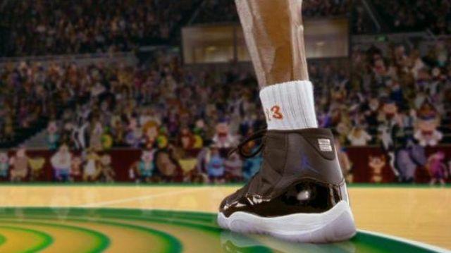 great deals detailed pictures get online Sneakers Nike Air Jordan 11 worn by Michael Jordan in Space ...