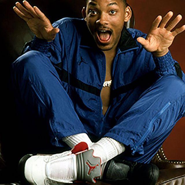 The Nike Air Jordan 5 Retro Will Smith