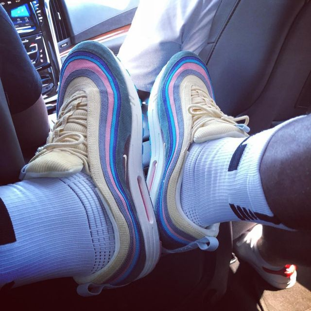 The Nike x Sean Wotherspoon Air Max 97