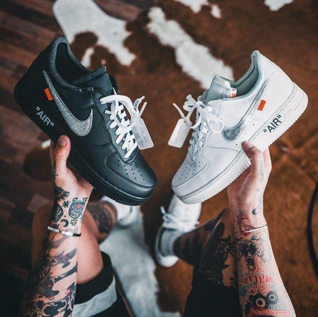 sneakers nike Air Force 1 Low Virgil