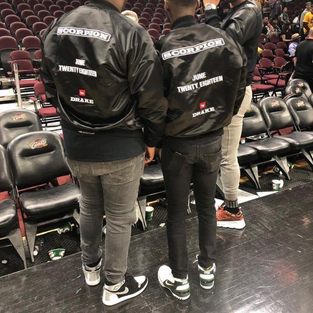 Air Jordan 1 Retro High OG 'Shadow' 2018