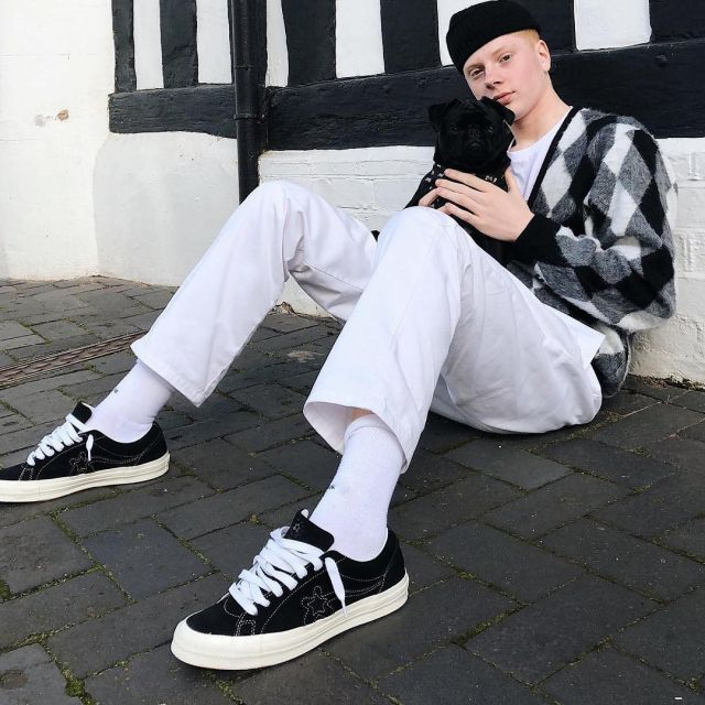 The Converse One Star Ox Tyler the