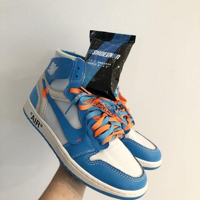 High University Et Les Bleues 1 Retro Jordan Sneakers White Off 8PnOXwkN0