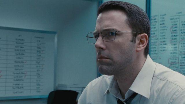 Eyeglasses by Christian Wolff (Ben Affleck) in Mr Wolff