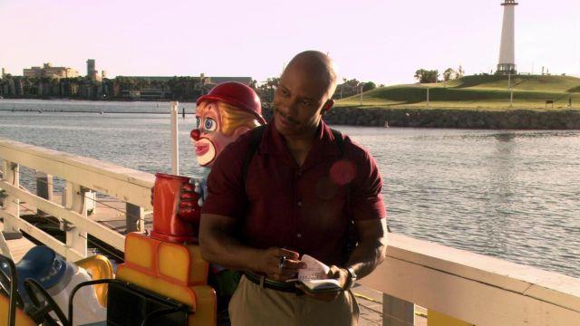 L'authentique look de James Doakes (Erik King) dans Dexter