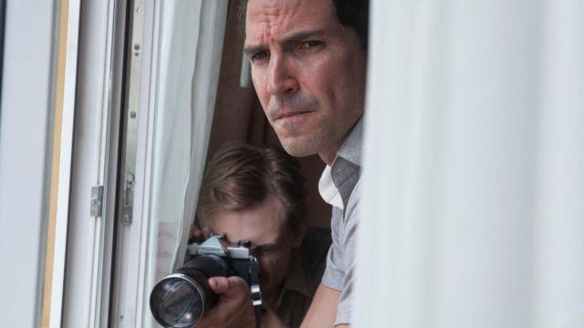 L'authentique appareil photo Pentax Feel-Co de Steve Murphy (Boyd Holbrook) dans Narcos