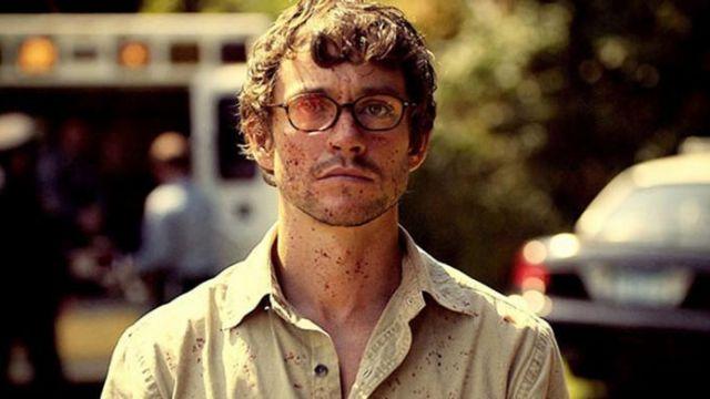Les lunettes de Will Graham (Hugh Dancy) dans Hannibal
