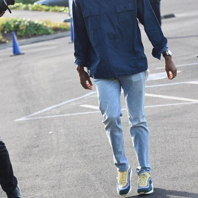 The Nike x Sean Wotherspoon Air Max 97 Andre Iguodala on his