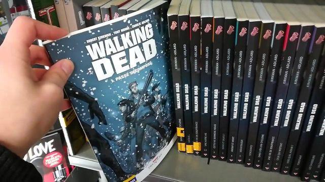 WALKING DEAD T.11 LES CHASSEURS