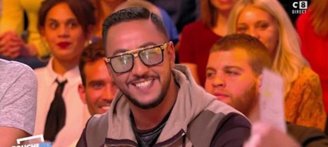 outlet online stable quality latest design Glasses Frency & Mercury Normandy worn by Lacrim on TPMP ...
