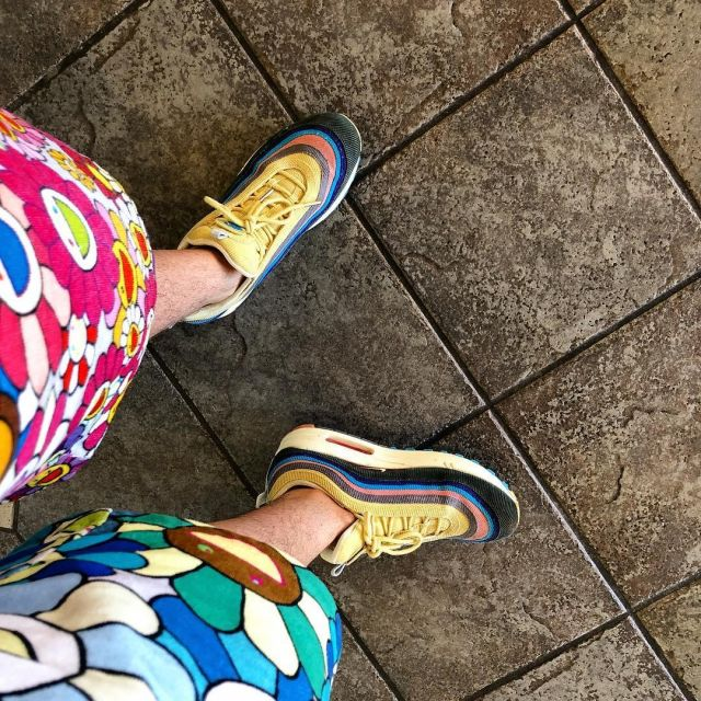 the best attitude closer at casual shoes Sneakers nike Air Max 97 Sean Wotherspoon views on the ...
