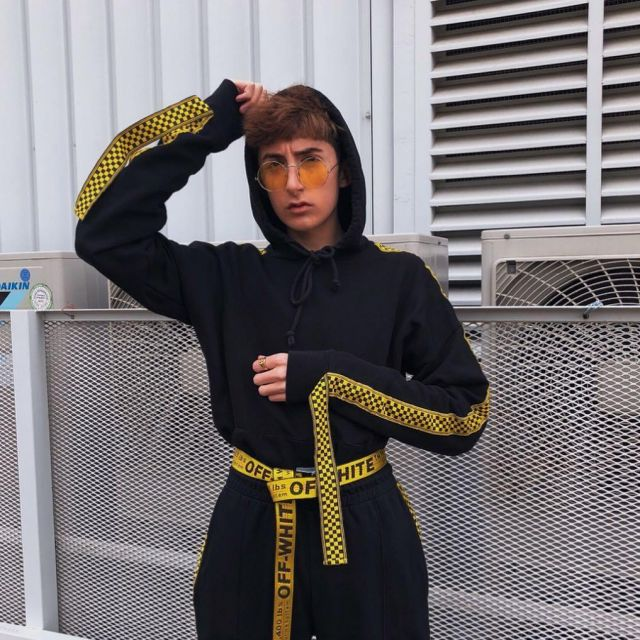 meilleur site web e69fb f7365 belt off-white door by lythan cottez seen on instagram | Spotern
