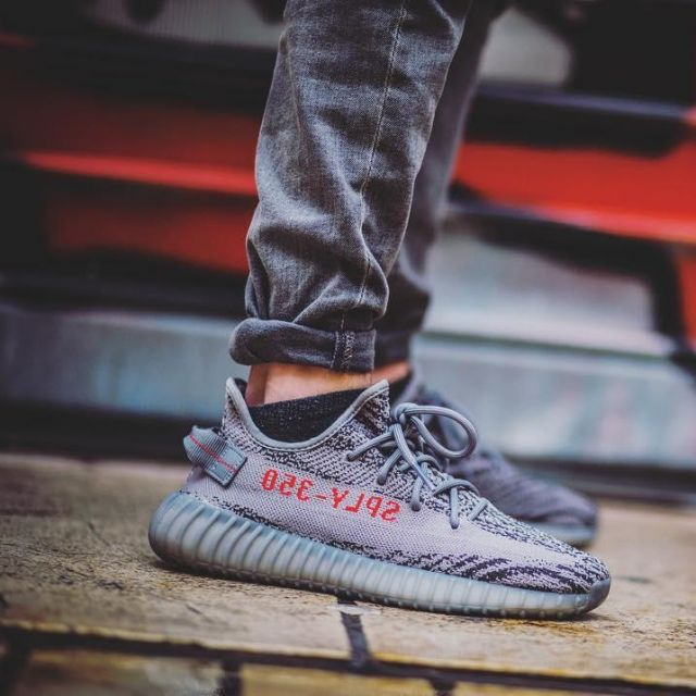 best sneakers d2eb7 7f276 Adidas Yeezy Boost 350 V2 Beluga 2.0 worn by croslouis and ...