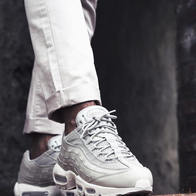 The Nike Air Max 95 grey of bisso97120 on his account