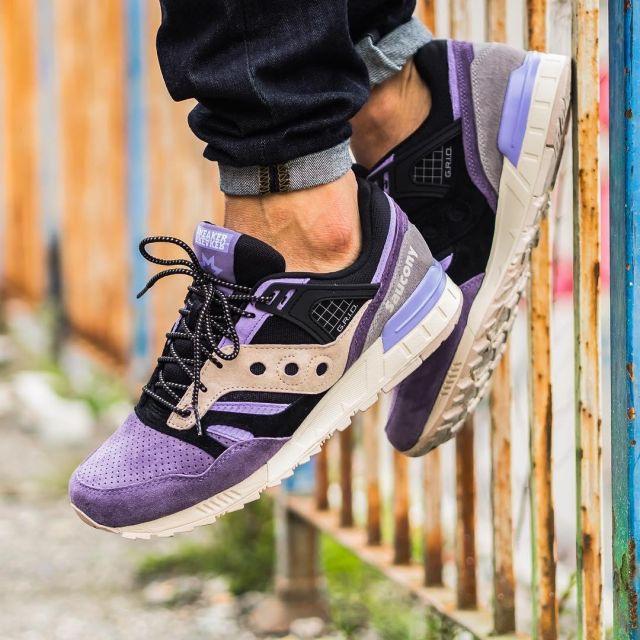 Asics X Limited Edt. Gel Lyte V purple and black Bisoo97120