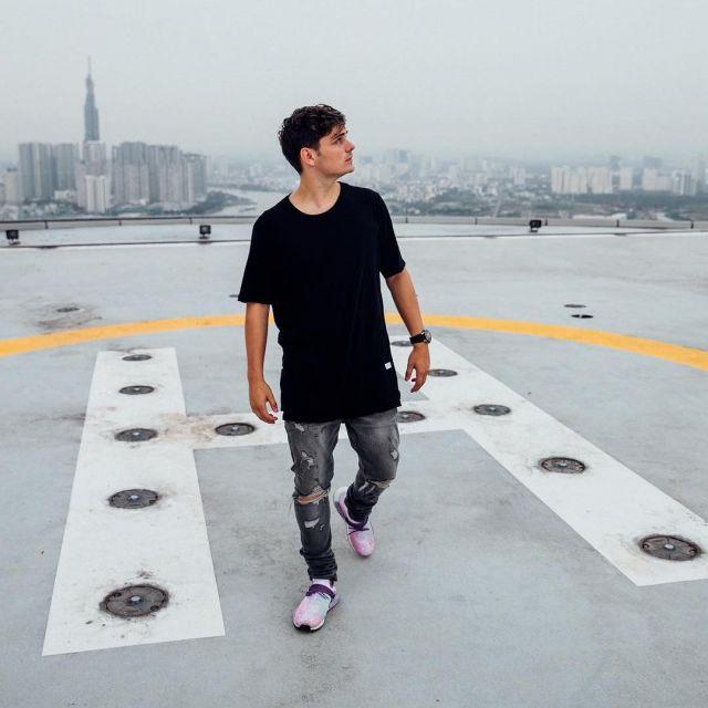 The Adidas Human Race NMD Pharrell