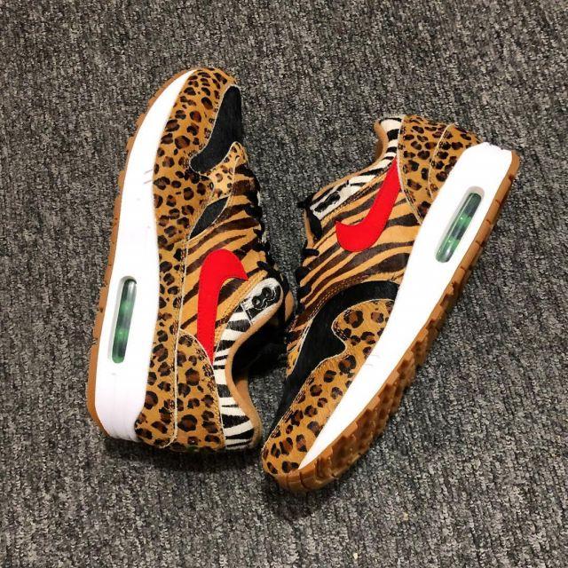 low priced b172b 818d5 Nike x Atmos Air Max 1 Animal Pack 2.0 (2018) | Spotern