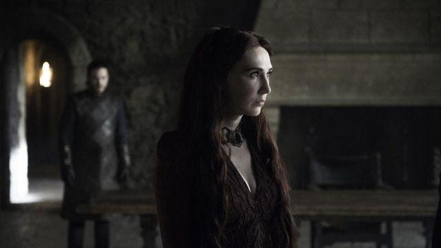 Game of Thrones Melisandre Inspired Collier Tour de cou replica prop pour Cosplay