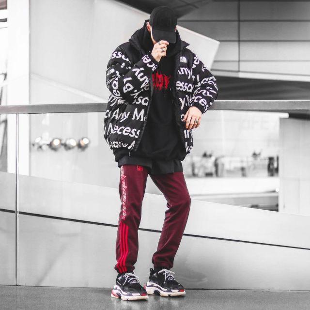 yeezy pantalon